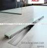 Решетка водосточная Alca Plast GL1202 GLASS-1150