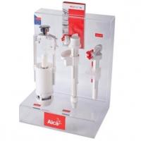 Пластиковый стенд для впускных и сливных механизмов Alcaplast PM01005UNI