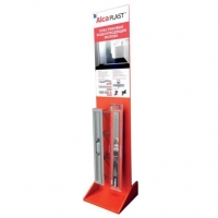 Стенд для пластиковых желобов Alcaplast PM02002RU