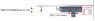 Желоб водоотводящий Alca Plast APZ1116-550 Wall Low
