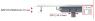 Желоб водоотводящий Alca Plast APZ1116-1150 Wall Low