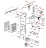 Скрытая система инсталляции Alca Plast A102/850 Jádromodul