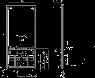 Монтажная рама Alca Plast A105/1120 для биде
