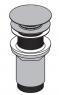 Водослив для умывальника Alca Plast A395 Сlick-clack