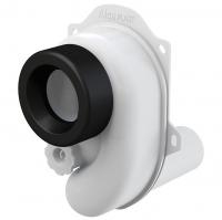 Сифон Alca Plast A45B горизонтальный для писсуара