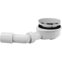 Сниженный сифон Alca Plast A492CR для поддона
