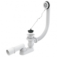 Сифон для ванны Alca Plast A502