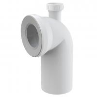 Колено для унитаза 90° Alca Plast A90-90P40