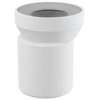 Насадка для унитаза Alca Plast A92 эксцентрическая