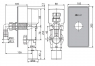 Сифон Alca Plast APS3P для стиральной машины