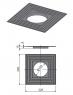 Воротник с 2–х уровневой изоляцией Alca Plast APV0003 Ø105