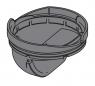 Гидрозатвор сухой Alca Plast APV0030