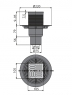 Сливной трап Alca Plast APV2321