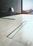 Решетка водосточная Alca Plast Glass GL1202-550