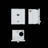 Автоматическое устройство смыва для унитаза Alca Plast ASP3-KBT 6V