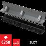 Щелевой дренажный канал Alca Plast AVZ101-R322