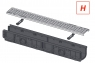 Дренажный канал Alca Plast AVZ102-R102