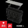 Пескоуловитель Alca Plast AVZ102R-R102S