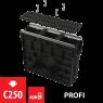 Пескоуловитель Alca Plast AVZ103R-R403