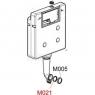 Запасная часть Alca Plast M005 для A100