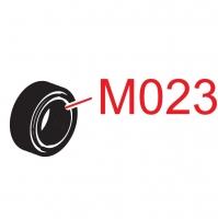 Вкладыш гофрированый Alca Plast M023ND