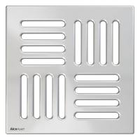 Дизайновая решетка Alca Plast MPV001 102x102x5