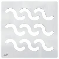 Дизайновая решетка Alca Plast MPV002 102x102x5