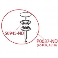 Запасная часть Alca Plast P0037-ND для сифонов