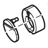 Клапан Alca Plast P050