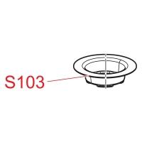Решетка Alca Plast S103