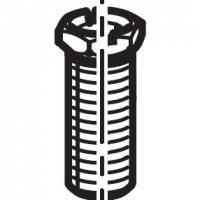 Винт длинный Alca Plast S160