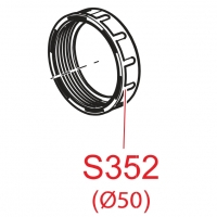 Зажимающее кольцо Alca Plast S352