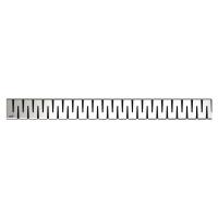 Решетка водосточная Alca Plast Zip-950